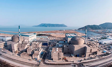 Nuclear leak reported near 126 million in China