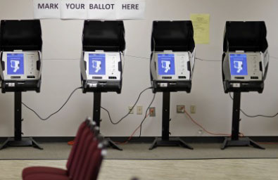 Tech firm's February analysis of Pennsylvania voting machines cited unauthorized software