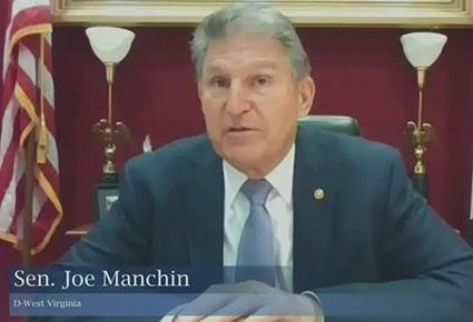 Blogger: Joe Manchin saved the republic