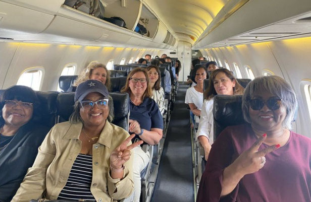 Foreign national paid for private planes that took runaway Texas Democrats to Washington
