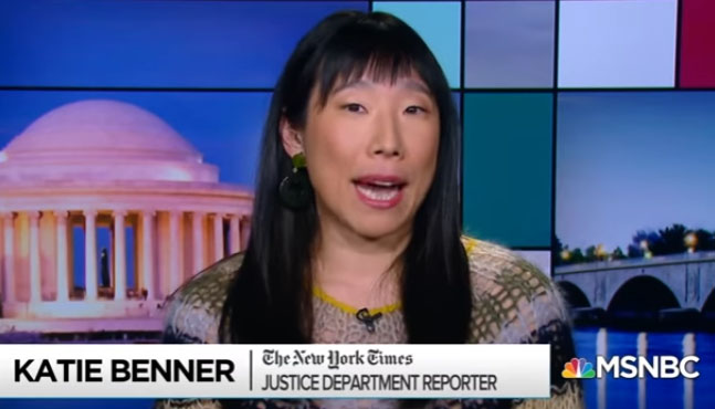 Revealed: NYT reporter who wants Trump supporters labeled 'enemies of the state' was a CCP-funded columnist