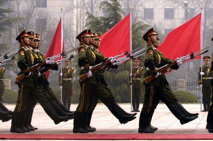 Report: Chinese military harvesting DNA data from women around world to engineer 'quality' soldiers