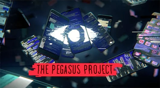How Pegasus works:  The sinister silencing of journalists and political opposition worldwide