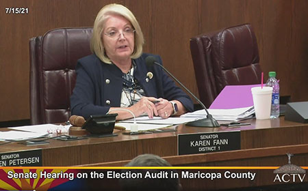 Massive Maricopa fraud reported: 74,000 more mail-in ballots received than sent out