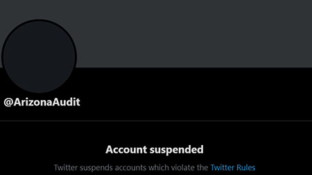 Twitter bans election audit accounts in Arizona, Nevada, Pennsylvania, Georgia