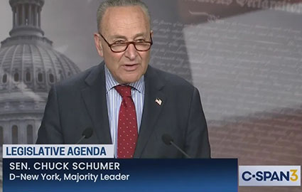Analysts: Actual cost to taxpayers of Democrats' spending plan is $5.5 trillion