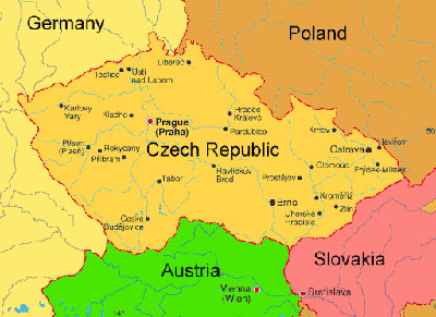 Dying in the West, freedom is surging in the Czech Republic