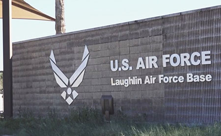 Report: Texas Air Force base used to transport illegals across nation; No photos allowed