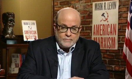 'Hate America, Inc.': Mark Levin's new book sold 'eye-popping' 565,000 copies in 2 weeks