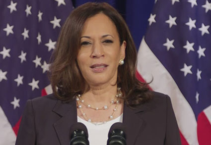 Is Kamala ready to replace Biden? No, according to 63 percent in poll