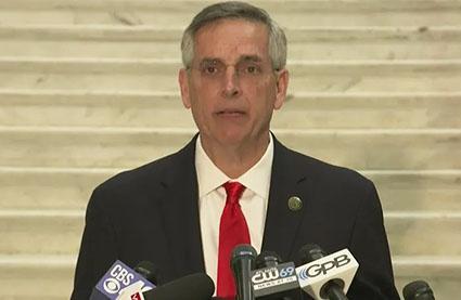 Report: Georgia's Raffensperger staged bogus election audit