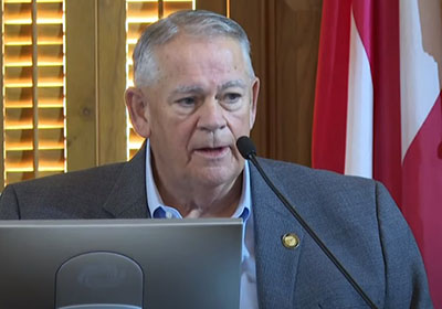 Georgia House speaker sends Fulton County 'urgent recommendation' for 'independent forensic investigation' of election