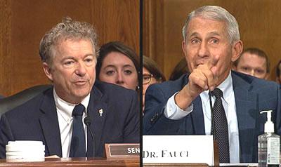 'Indict Fauci'? Rand Paul 'will be sending' criminal referral to DOJ