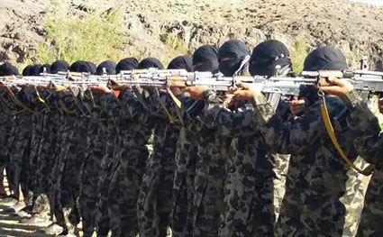 Taliban targets Afghan military's air superiority; Conquest would restore Sharia Law