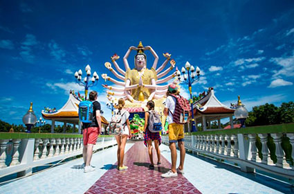 Global tourism, reeling from the Chinese virus, needs a shot in the arm