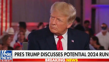 Trump on state of southern border: From we have 'never had it better' to worst ever