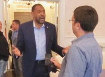 Smackdown: Vernon Jones takes CNN 'reporter' down a notch