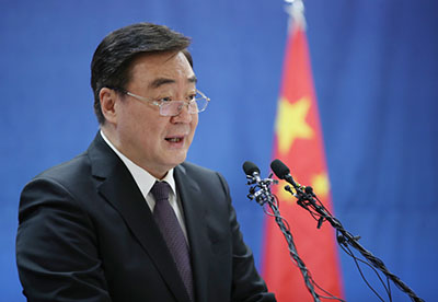South Korean conservative warns China on 'election interference'