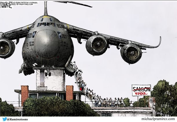 Biden's end game: Afghanistan's Saigon scenario triggered by 'appalling incompetence'
