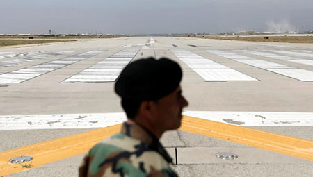 Kash Patel: Trump would never have given up Bagram Air Base