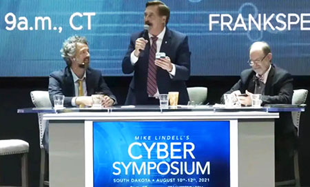 Sabotage: Leaks, infiltration, physical attacks targeted Lindell's 'Cyber Symposium'