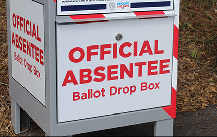 Report: 43,000 absentee ballots counted in key Georgia county violated chain of custody rule