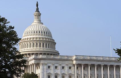 18 GOP senators spurn warning by former President Trump on 'infrastructure' bill