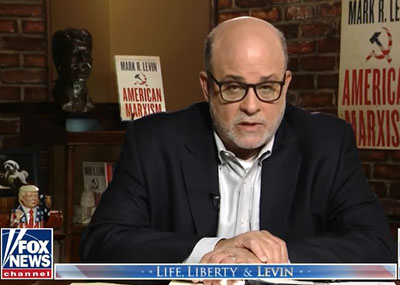 Levin: Less liberty now than before Revolutionary War