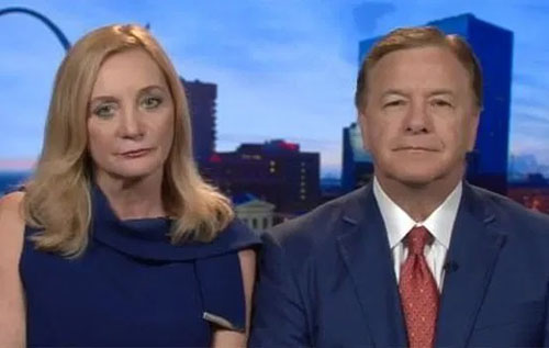 Missouri governor pardons Mark and Patricia McCloskey