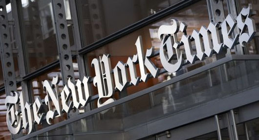 Not newsworthy? NYT top editors knew better than to assign 'early 2020' coverage of Wuhan virus origins