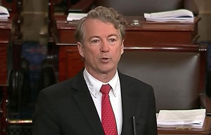 Sen. Rand Paul urges Americans to resist: 'They can't arrest all of us'