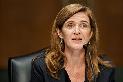 Spurned in Ethiopia: Samantha Power met (only) with peace and health ministers