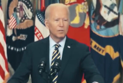 'Surrenderer-in-Chief': Trump ad slams Biden for disasters abroad, at home