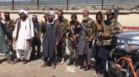America under attack: Taliban among refugees? Abandoned military hardware itemized; Who is in charge?