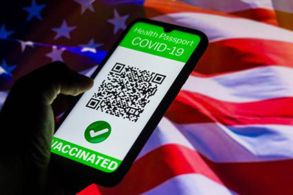 Unstoppable? Here comes the vaccine app and total government surveillance