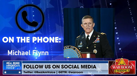 Gen. Flynn on 'American Alamo': U.S. military command could be 'brought up on charges'