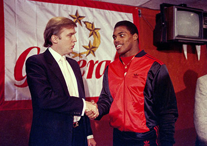 Herschel Walker, with Trump backing, shakes up Georgia Democrats with announcement