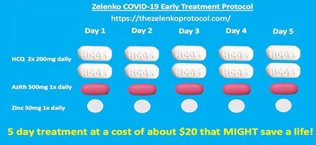 Who is Dr. Vladimir Zelenko? NY doctor proved right on Covid treatments calls for 'immediate arrests'