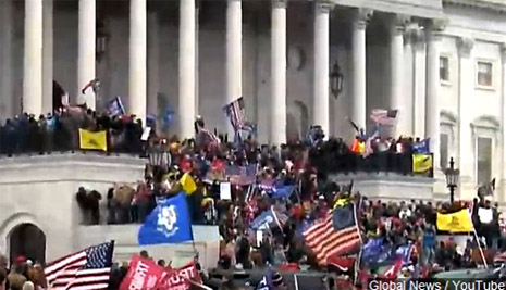 Threats of violence, death for 'Justice for J6' rally in DC 'exclusively coming from the Left'