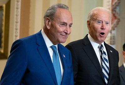 Team Biden agenda ambushed by two key players; Poll clouds Democrats' Hispanic dream