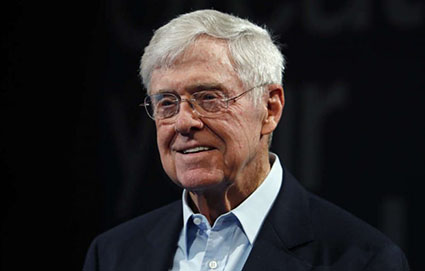 Koch Empire spurns Trump's GOP, hooks up with Soros, Cultural Marxism