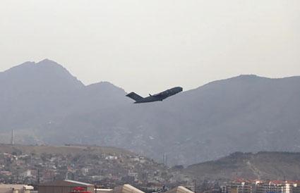 Afghanistan, September 1, 2021: Dust settling on disaster