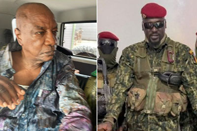 Stopped the steal: Leftist president of Guinea arrested over rigged 2020 election
