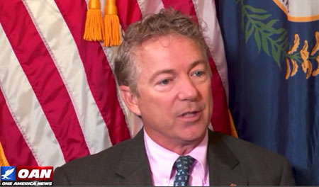 Rand Paul: Fauci ignoring the science on natural immunity, silent on antibody treatments