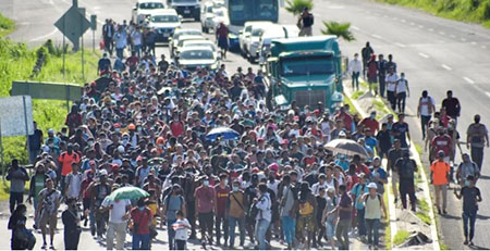 As 1 in 5 arrive in U.S. sick with an 'illness', Dems vote against Covid tests for illegals