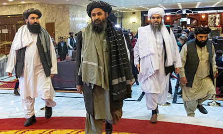 Taliban invited these six key nations to inauguration