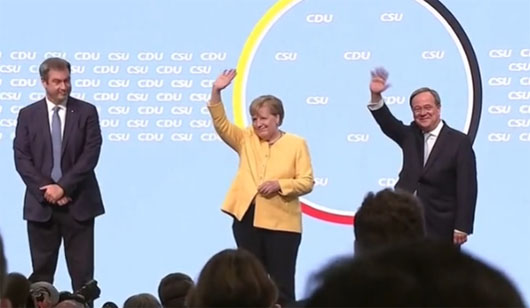 Berlin Blues; Whither Germany as Angela Merkel finally exits?