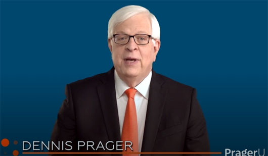 Columnist Prager embraced friends, Covid and a robust immune system, thank you very much
