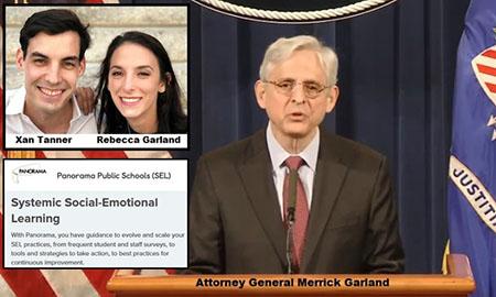 Merrick Garland's conflict of interest: Virginia mom exposes data mining deal with Zuckerberg