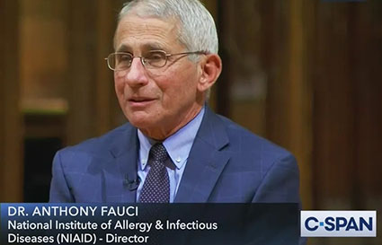 Fauci's collectivist manifesto: Americans must 'give up' individual rights for the 'greater good'